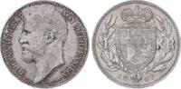 Liechtenstein Krone Johann II. 1858-1929.