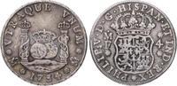 Mexiko 4 Reales Felipe V. 1700-1746.