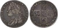 Großbritannien Shilling George II. 1727-1760.