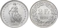 Schweiz-Eidgenossenschaft 2 Franken