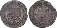 Weißpfennig 1475 Kleve Johann I. 1448-1481. Prägeschwäche, kleiner Schr... 265,00 EUR  plus 7,50 EUR verzending