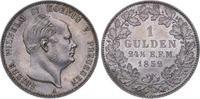 Gulden 1852  A Hohenzollern-Sigmaringen Fr...