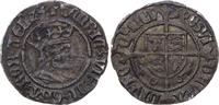 Großbritannien 1/2 Groat Henry VII. 1485-1509.