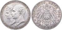 Mecklenburg-Schwerin 5 Mark Friedrich Franz IV. 1897-1918.