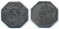 Schlesien - Haynau/Chojnów 5 Pfennig Haynauer Stadtblatt (H.441.3)