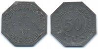 Baden - Waldkirch 50 Pfennig Chr. Ringwald & Cie G.m.b.H Waldkirch (H.923)