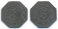 Bayern - Oberzwieselau 5 Pfennig Benedikt v. Poschinger Oberzwieselau (H.732.2)