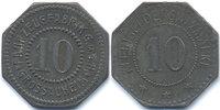 Hessen/Nassau - Groß-Auheim 10 Pfennig Fahrzeugfabrik G.M.B.H. Grossauheim (H.399.2)