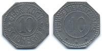 Sachsen - Schöneck/Vogtl. 10 Pfennig Gebr. Koch Schöneck i./V. (H.839.3)