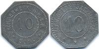 Thüringen - Suhl 10 Pfennig Römerwerk G.M.B.H Suhl (H.896.2.3)