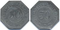 Thüringen - Suhl 50 Pfennig Römerwerk G.M.B.H Suhl (H.896.2.4)
