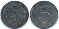 Hessen/Nassau - Eschwege 5 Pfennig Offiz. Gefangenenlager Eschwege (Fr. 23.3) POW Camp
