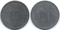 Hessen/Nassau - Eschwege 10 Pfennig Offiz. Gefangenenlager Eschwege (Fr. 23.4) POW Camp