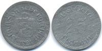 Sachsen/Meiningen 25 Pfennig Sonneberg - Zink 1921 (Funck 511.2)
