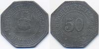 Sachsen/Weimar/Eisenach 50 Pfennig Ilmenau - Zink ohne Jahr (Funck 226.1Aa)
