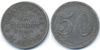 Schlesien – Striegau/Strzegom 50 Pfennig Granit-Werke von C. Kulmiz G.M.B.H. Striegau (Fr. 207.3) POW Camp