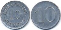 Bayern - Regensburg 10 Pfennig Bleib nicht Lang Regensburg (H.791.2)