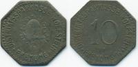Bayern 10 Pfennig Freyung v. W. - Eisen ohne Jahr (Funck 140.1a) Originalprägung