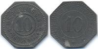 Sachsen - Brockwitz 10 Pfennig Heinr. Bierling G.M.B.H. Brockwitz (H.199.2)