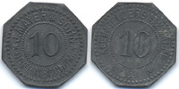 Hessen - Offenbach a.M. 10 Pfennig J. Mayer & Sohn Offenbach a.M. (H.740.2)