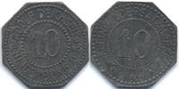 Oberschlesien – Hindenburg/Zabrze 10 Pfennig Adolf Deichsel Hindenburg O.-S. (H.464.2)