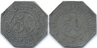 Oberschlesien – Hindenburg/Zabrze 50 Pfennig Adolf Deichsel Hindenburg O.-S. (H.464.4)
