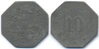 Schleswig/Holstein 10 Pfennig Preetz - Zink 1917 (Funck 430.2b)