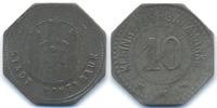 Hessen/Nassau 10 Pfennig Montabaur - Zink ohne Jahr (Funck 338.2)