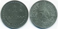 Sachsen/Altenburg 50 Pfennig Altenburg - Zink 1920 (Funck 13.3A)