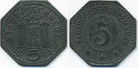 Hessen/Nassau 5 Pfennig Eschwege - Zink ohne Jahr (Funck 121.1)