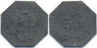 Hessen/Nassau 50 Pfennig Hersfeld - Zink ohne Jahr (Funck 211.4A)