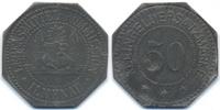 Sachsen/Weimar/Eisenach 50 Pfennig Ilmenau - Zink ohne Jahr (Funck 226.1Ab)