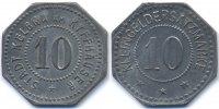 Sachsen 10 Pfennig Kelbra a. Kyffhäuser - Zink ohne Jahr (Funck 236.2b) Röttinger