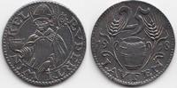 Bayern 25 Pfennig Laufen, Bezirksamt - Eisen 1918 (Funck 277.6)