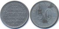 Westfalen 50 Pfennig Letmathe - Zink 1917 (Funck 292.2)