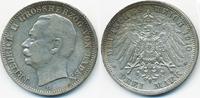 3 Mark 1910 G Baden Friedrich II. 1907-1918 sehr schön+  22,00 EUR  +  6,50 EUR shipping