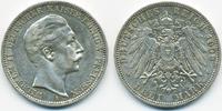 3 Mark 1909 A Preußen Wilhelm II. 1888-1918 gutes sehr schön  15,00 EUR  +  2,00 EUR shipping