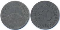 Schwarzburg/Rudolstadt 50 Pfennig Meuselbach - Zink 1919 (Funck 334.3)