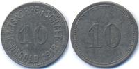Württemberg 10 Pfennig Nagold - Zink 1918 (Funck 354.2)