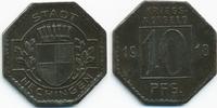 Hohenzollern 10 Pfennig Hechingen - Eisen 1918 (Funck 202.2)