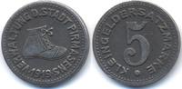 Pfalz 5 Pfennig Pirmasens - Eisen 1919 (Funck 426.9a)
