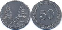Bayern 50 Pfennig Schönwald - Eisen 1918 (Funck 486.4)