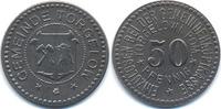 Pommern 50 Pfennig Torgelow - Eisen ohne Jahr (Funck 544.4)