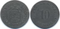 Bayern 10 Pfennig Weissenburg - Zink 1918 (Funck 587.1A)