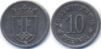 Rheinprovinz 10 Pfennig Wittlich - Eisen 1919 (Funck 607.1)