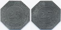 Schlesien - Ruda/Ruda Slaska 25 Pfennig Kriegsgefangenengeld G. v. B. W. (Fr. 195.2) POW Camp