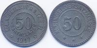 Posen - Warthelager/Biedrusko 50 Pfennig KGL. Kommandantur d.TR.Ü.Pl. Warthelager 1917 (Fr. 75.3) POW Camp