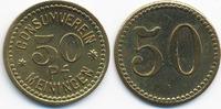 Sachsen/Meiningen - Meiningen 50 Pfennig Consumverein Meiningen (Menzel 20686.5 neue Nr.) Variante 2