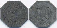Württemberg 50 Pfennig Wasseralfingen - Zink 1917 (Funck 577.2)
