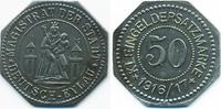 Westpreussen 50 Pfennig Deutsch-Eylau - Eisen 1916/17 (Funck 91.2)